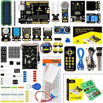 Arduino super learning starter kit - Elektronická stavebnice