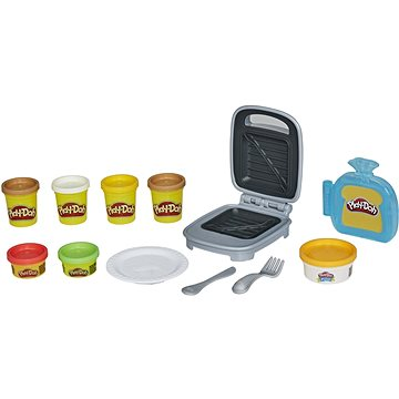 Play-Doh Sýrový sendvič - Modelovací hmota