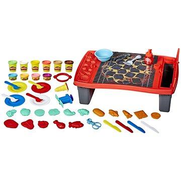 Play-Doh Velká grilovací sada - Modelovací hmota