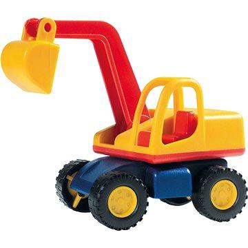 Mini Compact bagr - Auto