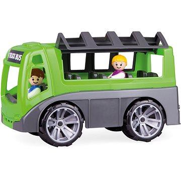 Truxx autobus, okrasný kartón - Auto