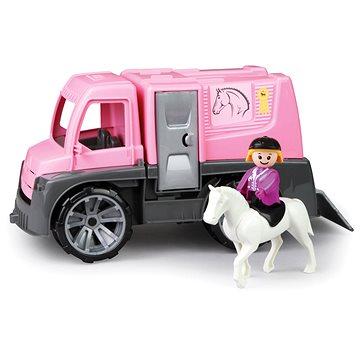 Truxx koňský transport, ozdobný kartón - Auto