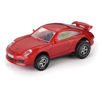 Porsche 911 GT3, červené - Autíčko pro autodráhu