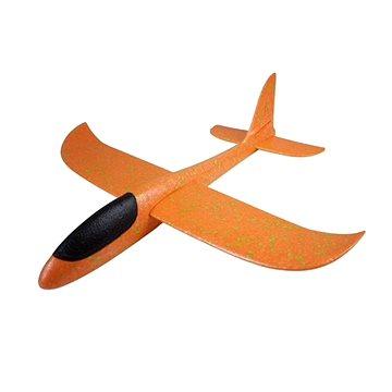 FOXGLIDER dětské házecí letadlo - házedlo oranžové 48cm  - Házedlo