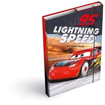 Desky na sešity MFP box A4 Disney (Cars) - Školní desky