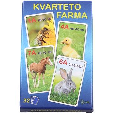 Kvarteto farma - Karetní hra