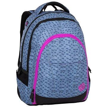 Bagmaster Školní batoh Digital 8A - Školní batoh