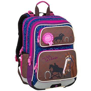 Bagmaster Školní batoh Galaxy 9B - Školní batoh