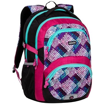 Bagmaster Školní batoh Theory 20A - Školní batoh