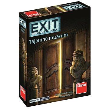 Úniková hra: Tajemné muzeum - Společenská hra