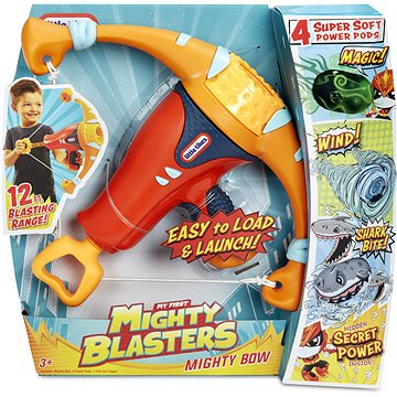 Mighty Blasters Kuše - Dětská zbraň
