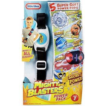 Mighty Blasters Pás s náboji - Styl 2 - Dětská pistole