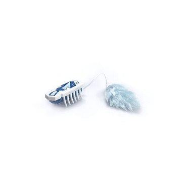 Hexbug Nano pro kočky - bílá/modrá - Mikrorobot