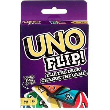 Uno Flip - Karetní hra