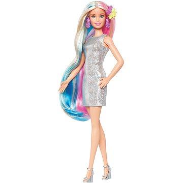 Barbie Panenka s pohádkovými vlasy - Panenky