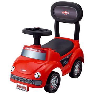 Odrážedlo auto červené - Odrážedlo