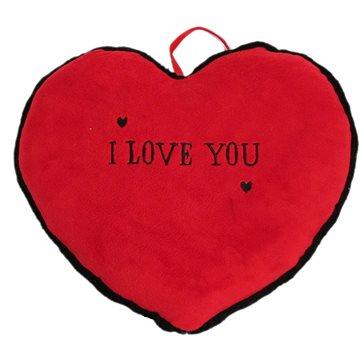Srdce Love - 30 cm - Polštář