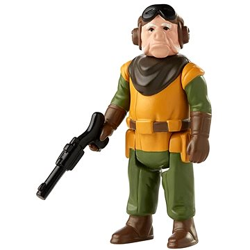 Star Wars S3 Retro Figures Ast Kuiil - Figurka