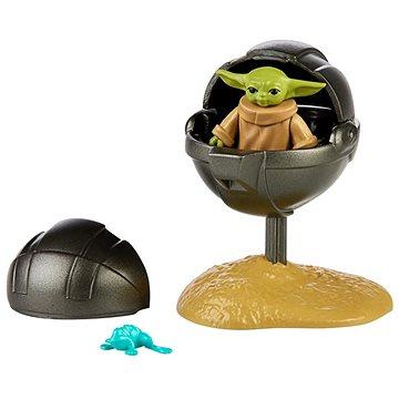 Star Wars S3 Retro Figures Ast The Child - Figurka