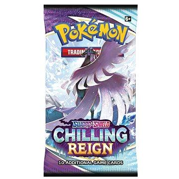 Pokémon TCG: SWSH06 Chilling Reign - Booster - Karetní hra