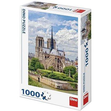 Dino Katedrála Notre-Dame - Puzzle