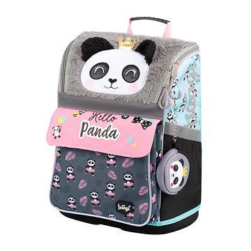 BAAGL Školní aktovka Zippy Panda - Aktovka