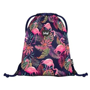 BAAGL Sáček na obuv Flamingo - Vak