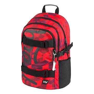 BAAGL Školní batoh Skate Triangle - Školní batoh