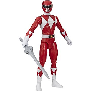 Power Rangers figurka retro červený ranger - Figurka