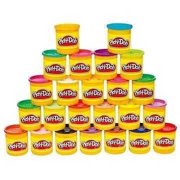 Play-Doh balení 24 ks kelímků - Modelovací hmota