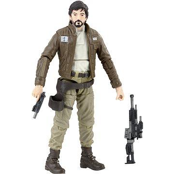 Star Wars sběratelská řada Vintage kapitán Cassian - Figurka