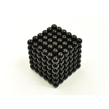 Sell Toys Neocube originál 5 mm v dárkovém balení Černý - Hlavolam
