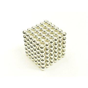 Sell Toys Neocube originál 5 mm v dárkovém balení Stříbrný - Hlavolam