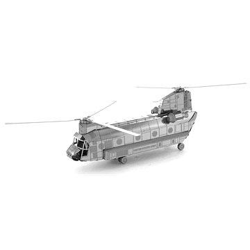 Metal Earth 3D puzzle Vrtulník CH-47 Chinook - 3D puzzle