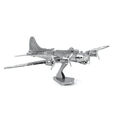 Metal Earth 3D puzzle Bombardér B-17 - 3D puzzle