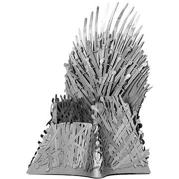 Metal Earth 3D puzzle Hra o trůny: Železný trůn (ICONX) - 3D puzzle