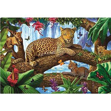 Trefl Puzzle Odpočinek v korunách stromů 1500 dílků - Puzzle