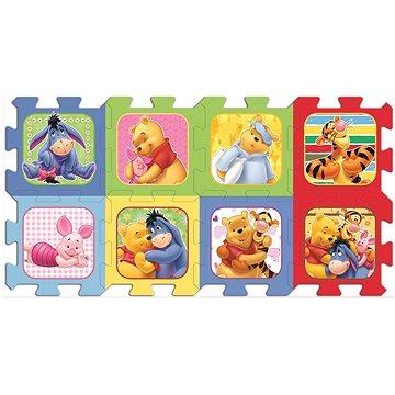 Trefl Pěnové puzzle Medvídek Pú - Pěnové puzzle