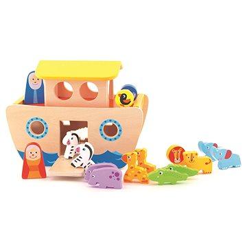 Trefl Noemova archa - Dřevěná hračka