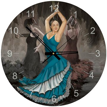Art Puzzle hodiny Flamengo 570 dílků - Puzzle