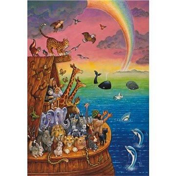 Anatolian Puzzle Noe a duha 260 dílků - Puzzle
