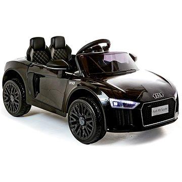 Audi R8 small, černé - Dětské elektrické auto