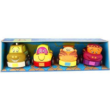 B-Toys Autíčka Wheee-Is! - Auto