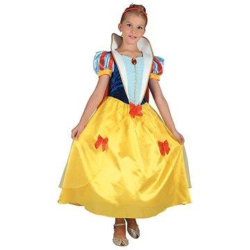 Kostým Sněhurka vel. M - Dětský kostým