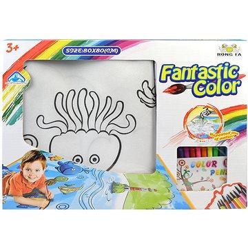 Kouzelné malování s fixy - Malování pro děti