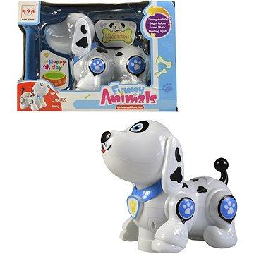 Pes na baterie - Interaktivní hračka