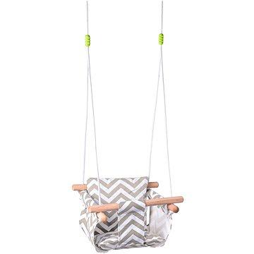 Woody Houpačka pro miminko textilní - Houpačka