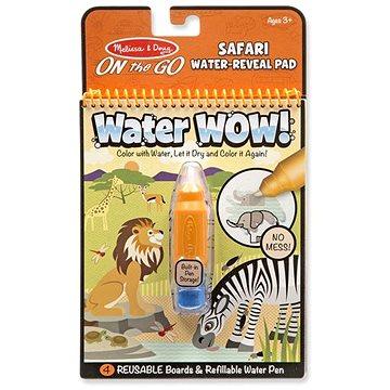 Melissa-Doug Kouzlení vodou Safari - Hračka do auta