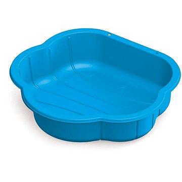 Dolu Pískoviště plastová mušle modrá - Pískoviště