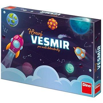 Dino Hravý vesmír  - Desková hra